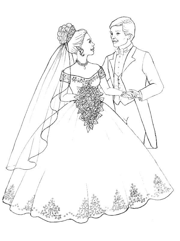 Disegno Da Colorare Amore Eterno